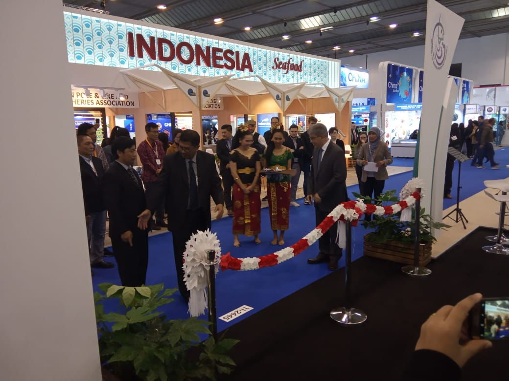 one-by-one fisheries - seafood expo global 2019